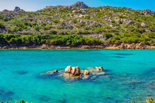 Montebello21 ✓ Cala Lunga sull'Isola di La Maddalena