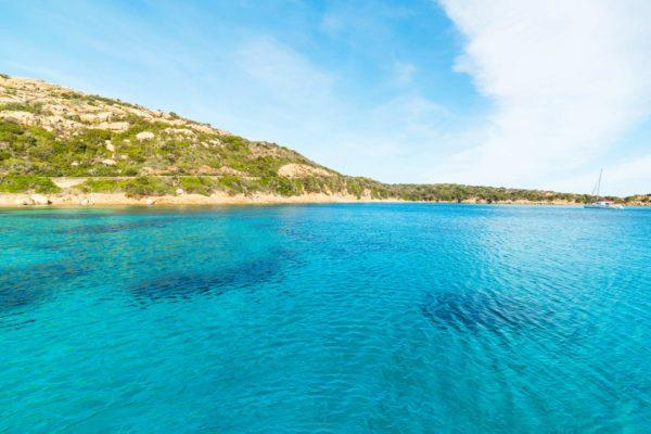 Montebello21 ✓ Spiaggia Il Costone nell'Arcipelago di La Maddalena