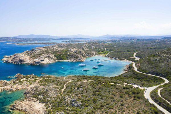 Montebello21 ✓ Cala Spalmatore - Isola di La Maddalena