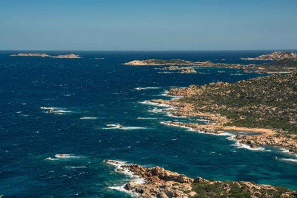 Montebello21 ✓ Cala d'Inferno - Isola di La Maddalena
